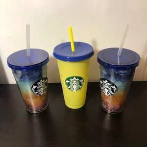 Bundle Starbucks Cups Last ones I have left!
